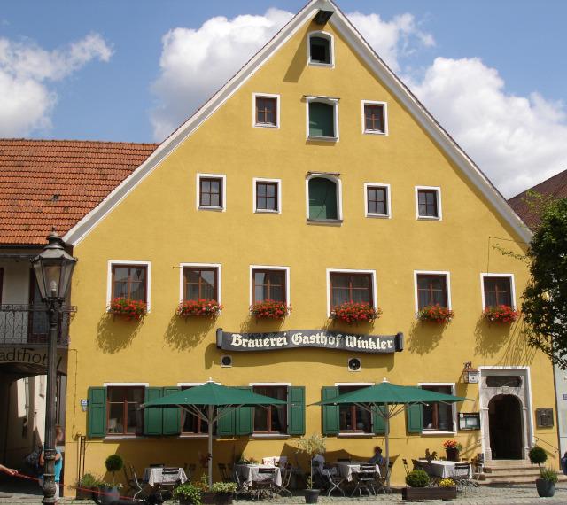 Brauerei Gasthof Winkler Berching
