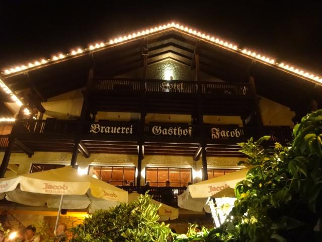 Brauereigastof Hotel Brauerei Jacob