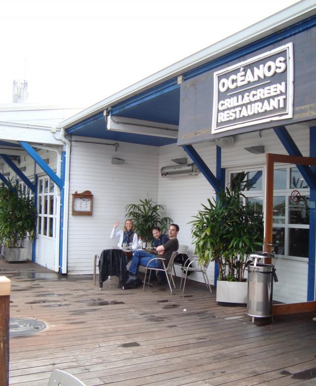 Oceanos - Grill & Green Restaurant