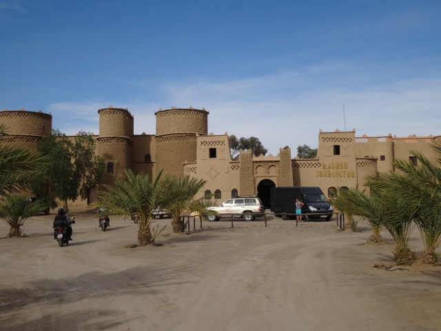 Kasbah Hotel Tombouctou
