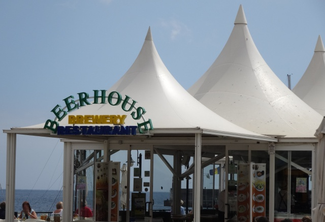 Restaurante - Beerhouse Madeira