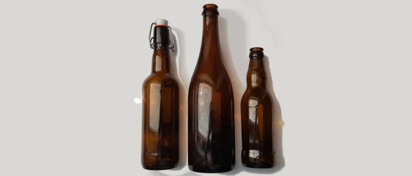 Bierflaschen-Stockerlplätze nach unserer Definition.