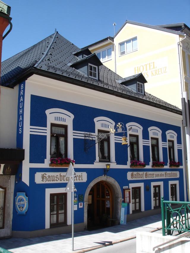 Girrer Bräu - Wirtshausbrauerei Mariazell
