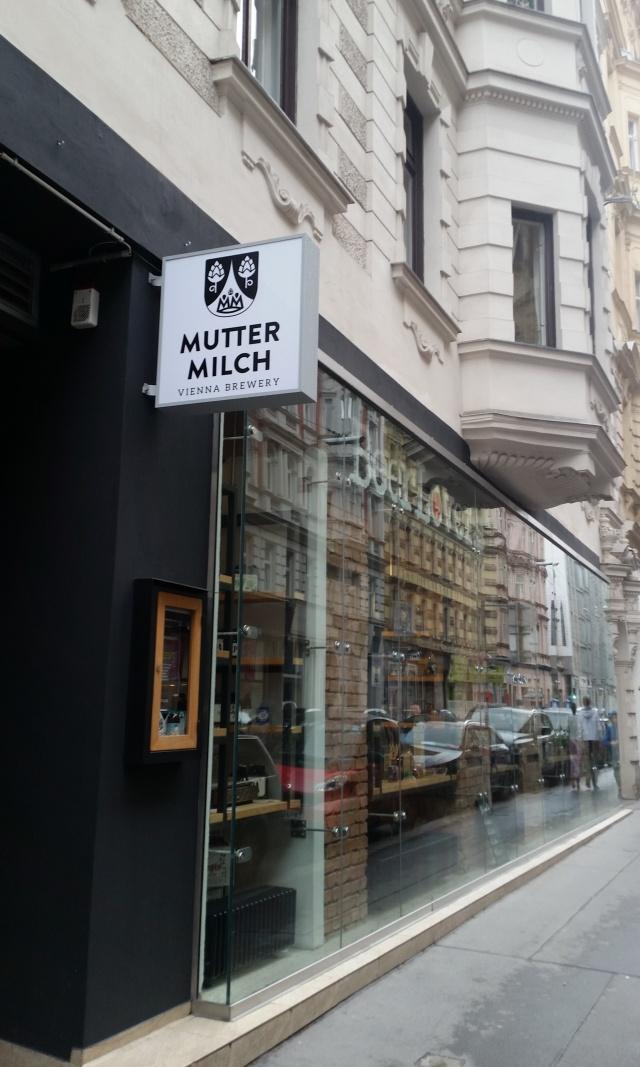 Muttermilch - Vienna Brewery