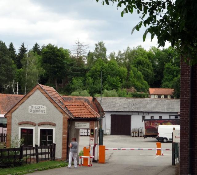 Pivovar Eggenberg