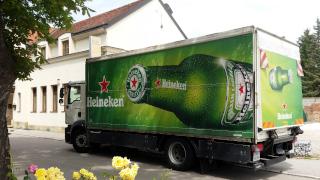 Fahrzeuge zu Heineken