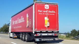 Fahrzeuge zur Stiegl Brauerei
