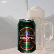 Produktfoto Tsingtao Beer (Bierdose)