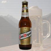 Produktfoto San Miguel Especial (Bierflasche)