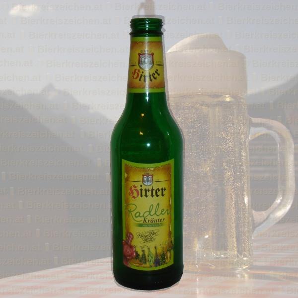 Hirter Radler - Kräuter Naturtrüb