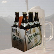 Produktfoto Gösser NaturGold (Verpackungseinheit)
