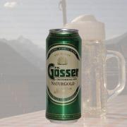 Produktfoto Gösser NaturGold (Bierdose)