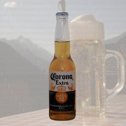 Produktfoto Corona Extra (Bierflasche)