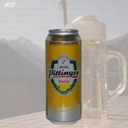 Produktfoto Pittinger Radler (Bierdose)