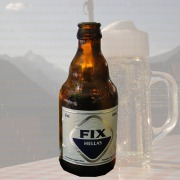 Produktfoto FIX Hellas (Bierflasche)