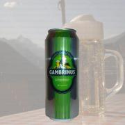 Produktfoto Gambrinus - Schankbier (Bierdose)