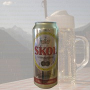 Produktfoto Skol International (Bierdose)
