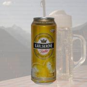 Produktfoto Karlskrone - Radler (Bierdose)