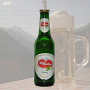 Produktfoto Villacher Hugo (Bierflasche)