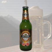 Produktfoto Karlskrone naturtrüber Grapefruit-Radler (Bierflasche)