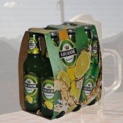 Produktfoto Karlskrone naturtrüber Zitronen-Radler (Verpackungseinheit)