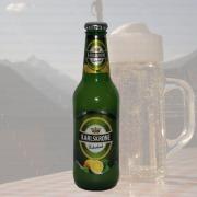 Produktfoto Karlskrone naturtrüber Zitronen-Radler (Bierflasche)