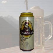 Produktfoto Landgraf - Premium Schankbier (Bierdose)