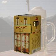 Produktfoto Zwettler Achat - Honig Bier 2013 (Verpackungseinheit)