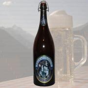 Produktfoto Neujahrsbier (Bierflasche)