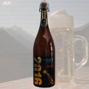 Produktfoto Neujahrsbier (Bügelverschlussflasche)