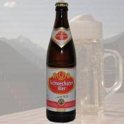 Produktfoto Schwechater Bier (NRW-Flasche)