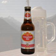 Produktfoto Schwechater Bier (Bierflasche)