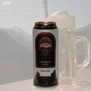 Produktfoto Storchen Domgold Schwarzbier (Bierdose)