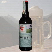 Produktfoto Stiegl Hausbier - Gmahde Wiesn (Bierflasche)