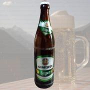 Produktfoto Hainfelder Lagerbier hell (NRW-Flasche)