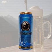 Produktfoto St. Michaelsberg Hefe-Weissbier (Bierdose)