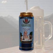 Produktfoto Gerstel Hefeweizen (Bierdose)