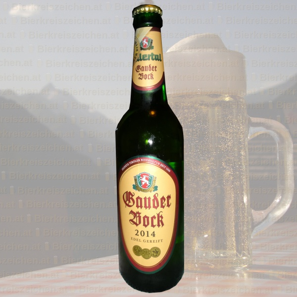 Zillertal Gauder Bock