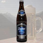 Produktfoto Zipfer Hell (NRW-Flasche)