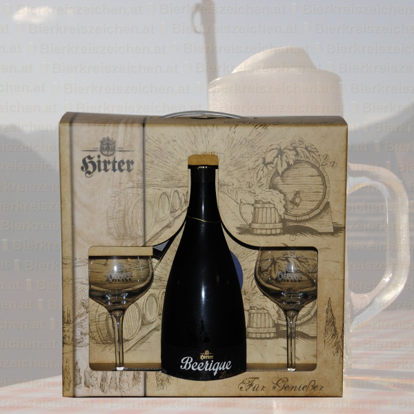Hirter Beerique - Limited Edition