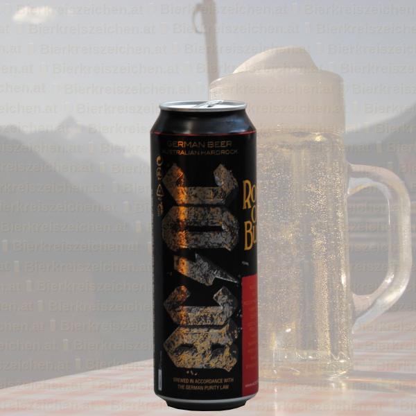 AC/DC Premium Bier - Rock or Bust
