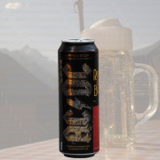 Produktfoto AC/DC Premium Bier - Rock or Bust (Bierdose)