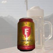 Produktfoto Favorit Pivo (Bierdose)