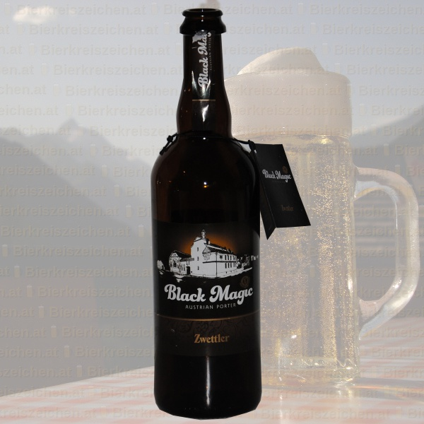 Zwettler Black Magic - Austrian Porter