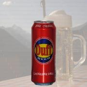 Produktfoto Duff Beer (Bierdose)