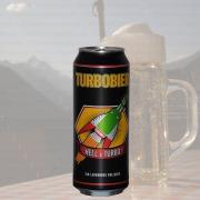 Produktfoto Turbobier (Bierdose)