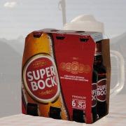 Produktfoto Super Bock (Bierflasche)