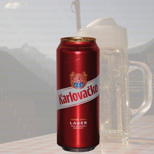 Karlovačko Lager / Svijetlo Pivo