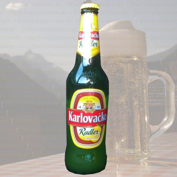 Karlovačko Radler limun