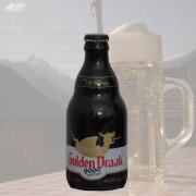 Produktfoto Gulden Draak - 9000 Quadruple (Bierflasche)